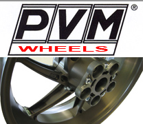 PVM Wheels - Used by Factory teams for a reason, they are very, very good.